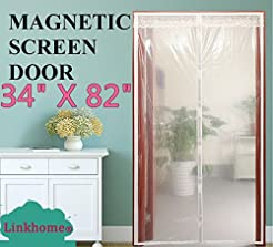 Linkhome  Transparent Magnetic Screen Do...