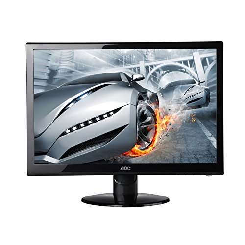 "27"" LED LCD AOC 1080p Widescreen DVI, HDMI & VGA VESA 100mm"