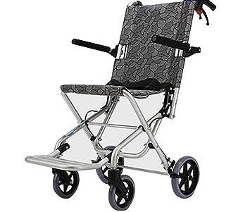 Amazon.com: TX Silla de viaje portátil plegable súper ligera ...