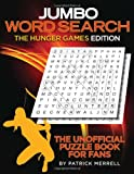 Jumbo Word Search - The Hunger Games, Patrick Merrell, 1603209727