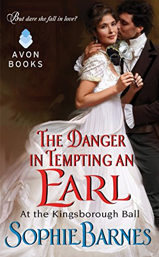 book cover of The Danger in Tempting an Earl