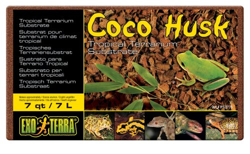 Exo Terra Coco Husk Terrarium Substrate, 7-Quart ()