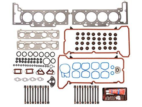 Evergreen HSHB8-10703 Cylinder Head Gasket Set Head Bolt Cadillac Eldorado Cylinder Head