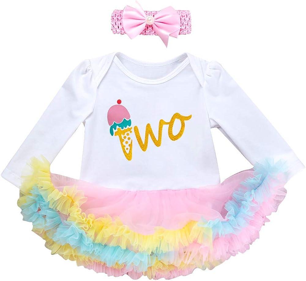 Ballon Kleid Einheitsgr/ö/ße 0-24 Monate Marlegard Baby M/ädchen