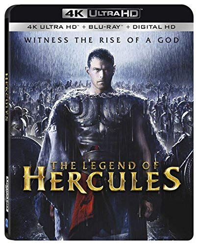 The Legend of Hercules [4K UHD + Blu-ray]