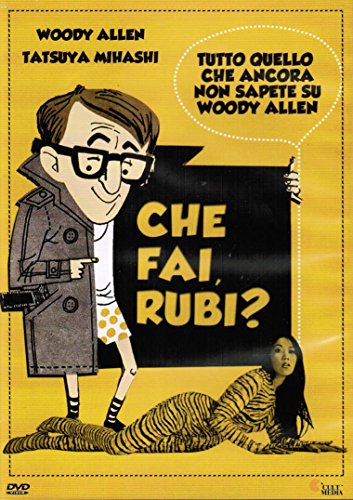 (What's Up, Tiger Lily? ( Woody Allen's What's Up, Tiger Lily? ) [ NON-USA FORMAT, PAL, Reg.0 Import - Italy ])
