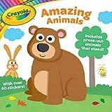 Crayola Activity Book (Amazing Animals)
