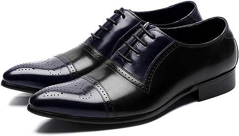 Brock, Vestido De Negocios, Zapatos con Punta De Inglaterra ...
