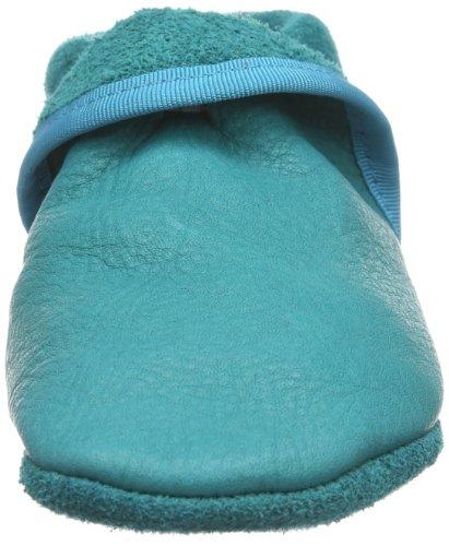 Pololo Klassik waikiki - Pantuflas Unisex Niños Azul (Blau (waikiki 447))