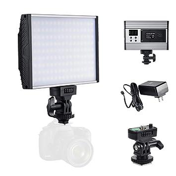 Eynpire Camera Triple Mount Hot Shoe V Mount Bracket for Video Lights Microphones or Monitors EynpireVbra001