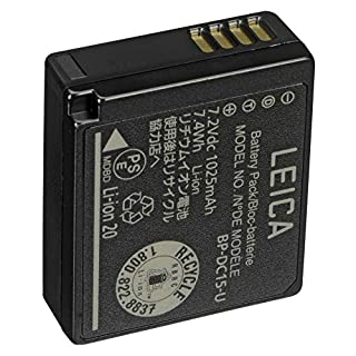 Leica BP-DC15 Lithium-ion Battery for Leica D-LUX (Typ 109)