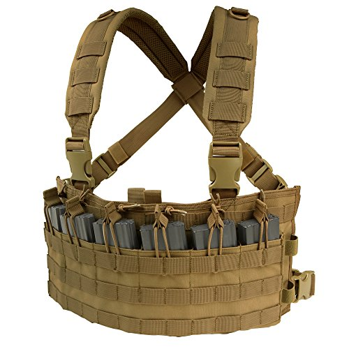 - Condor MCR6-498 Tactical & Duty Equipment, Coyote Brown