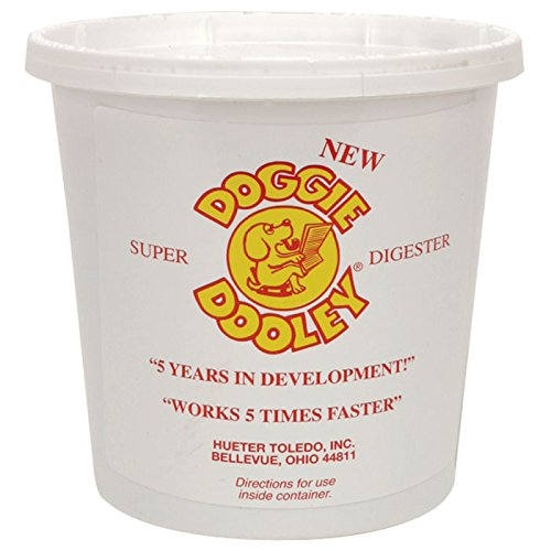 Waste Digester (Huron/Hueter Toledo Doggie Dooley Digester 16oz)