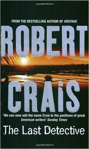 The Last Detective by Crais, Robert (2008)