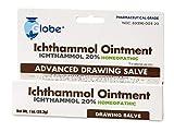 Ichthammol Ointment 20%, (Drawing Salve) 1oz Tube
