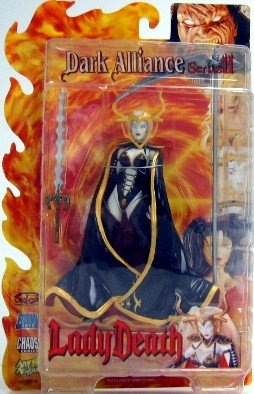 Lady Death Figure Dark Alliance Series II