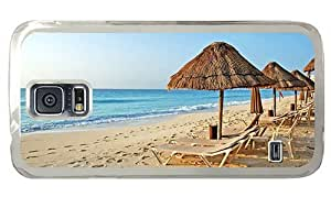 Hipster DIY Samsung Galaxy S5 Cases beach vacation PC Transparent for Samsung S5