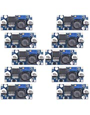 Zixtec 10 Pack LM2596 DC-DC Buck Converter Step Down Module Power Supply DIP Output 1.25V-30V 3A (ZT001)
