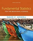 Fundamental Statistics for the Behavioral Sciences 9th Edition