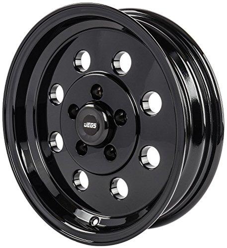 JEGS Performance Products 66102 Sport Lite 8-Hole Wheel Diameter & Width: 15 x 4