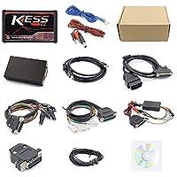 Bestycar Versão mais recente Kess V2.47 V5.017 Kit completo de ajuste ECU EU Master OBD2 Manager ECU Ferramenta de…