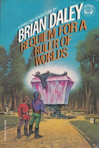 Requiem for a Ruler of Worlds: (Alacrity FitzHugh and Hobart Floyt, No 1) (Kinder-hobart)