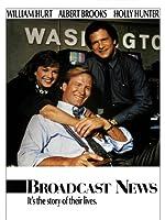 Filmcover Broadcast News - Nachrichtenfieber