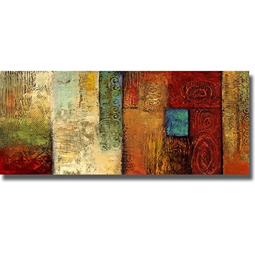 (Artistic Home Gallery 2448556S Feeling Lucky By Jared Baxter Oversize Premium Stretched Canvas Wall)