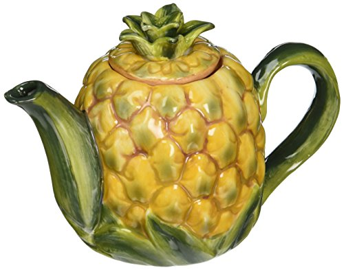 10334 Yellow Pineapple Design Collectible product image