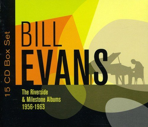 Bill Evans: The Riverside & Milestone Albums 1956-63