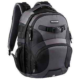 Amazon Blitzangebot seit 19:ooUhr! Cullmann Lima Backpack 400 SLR Kamerarucksack mit Stativbefestigung schwarz/grau, inkl.Versand 67,67€