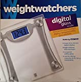 Weight Watchers WW401GD Digital Glass Scale by Conair