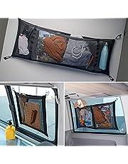 040 Parts Siatka do przechowywania bagażu, dachu, okna kuchennego i dużych okien w VW T5 T6 Bulli, Multivan, California, Beach, Caravelle
