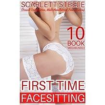 First Time Facesitting (Female Domination, Male Humiliation, Feminization) - 10