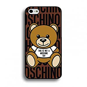 Moschino Phone funda,ZLIKEly And Luxury iPhone 6 Plus/iPhone 6S&Plus(5.5inch) Plastic funda