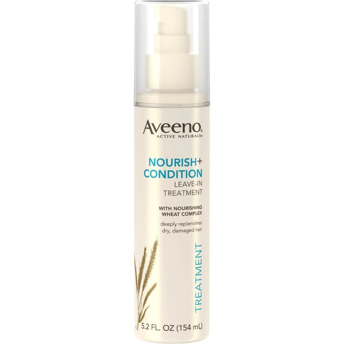 AVEENO ACTIVE NATURALS Nourish+Condition Leave-In Treatment 5.20 oz (Pack of 7)