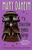 Front cover for the book A Streetcar Named Expire by Mary Daheim