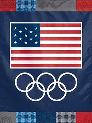 WinCraft Olympics Vertical Flag
