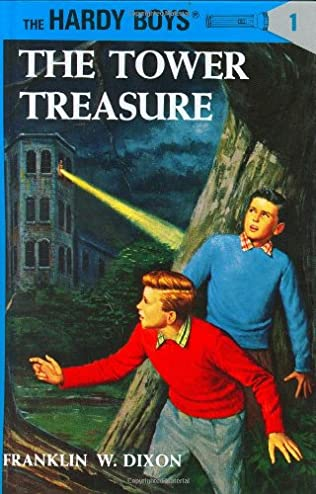book cover of The Tower Treasure