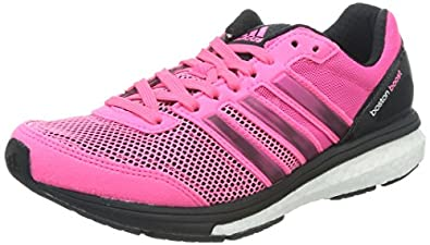 Amazon.com | Adidas Adizero Boston Boost 5 Women's Running