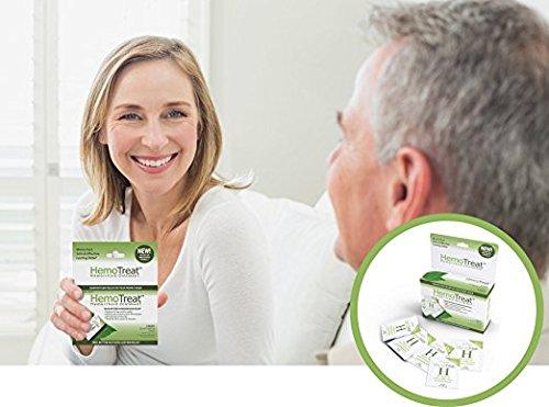 HemoTreat ® Pomada para las Hemorroides, Tratamiento Rápido, Eficaz y Seguro para el Alivio del Síntoma Hemorroidal: Amazon.es: Salud y cuidado personal