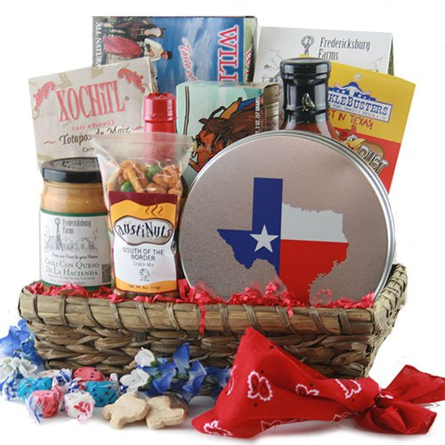 Totally Texas - Texas Gift Basket