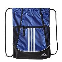 Adidas Alliance II Sackpack, azul audaz, talla única