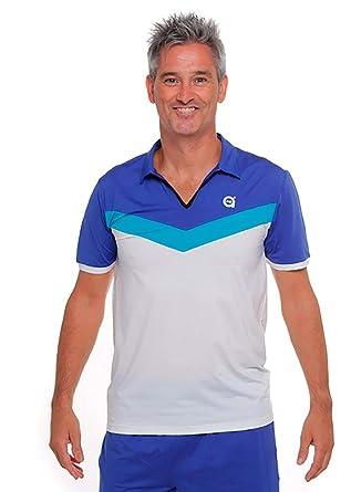 a40grados Sport & Style Point Polo de Tenis, Hombre: Amazon.es ...