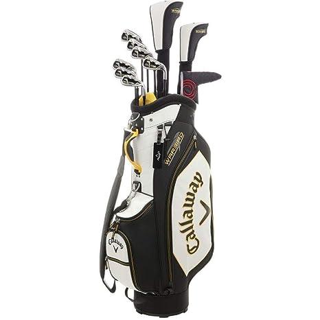 Juego de palos de golf Callaway Warbird Mens RH, incluye ...