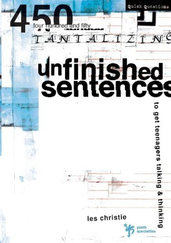Download Unfinished Sentences pdf epub