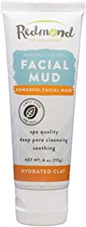 product image for Redmond Facial Mud, Hydrated Clay, 4 Ounce Tube (12 Pack)