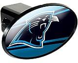 NFL Carolina Panthers Trailer Hitch Cover