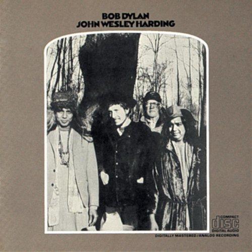 Bob Dylan: John Wesley Harding [Audio CD]