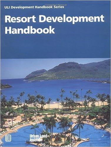 Resort Development Handbook (Uli Development Handbook